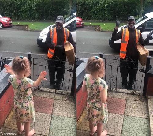耳の聞こえない郵便配達員と8歳の女の子02