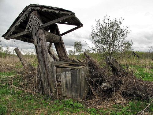 ロシアの廃村13