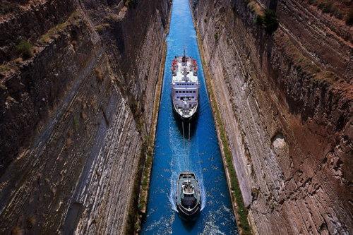 コリントス運河02