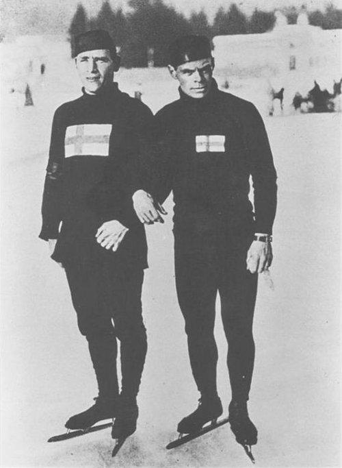 第1回1924年の冬季五輪10