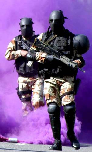台湾の特殊部隊10