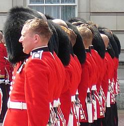 イギリス近衛兵の帽子01