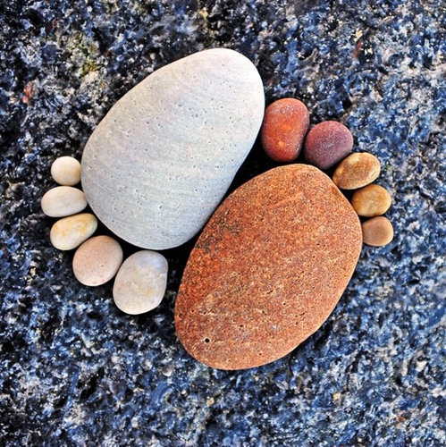 石の足跡01