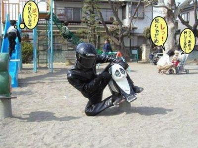 オートバイ08