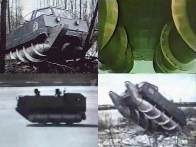ロシアの珍兵器「ZIL-29061」
