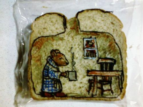 サンドイッチアート06