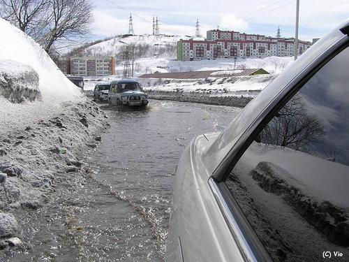 ロシアの普通の冬13