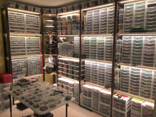 荷造り前にレゴセットを撮影01
