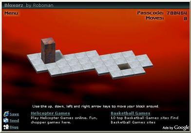 ブロックゲーム1