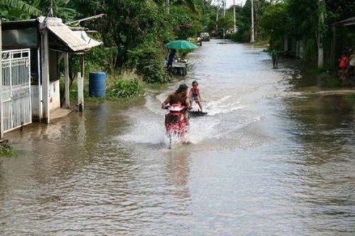 タイの洪水18