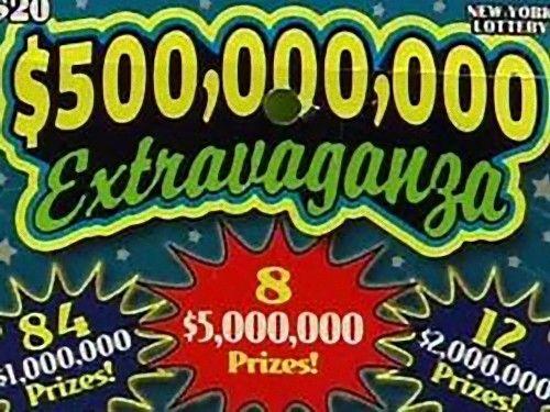 宝くじを6年間寝かす01
