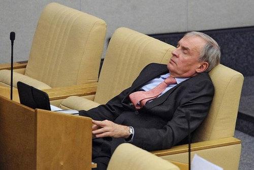 ロシアの議会風景17