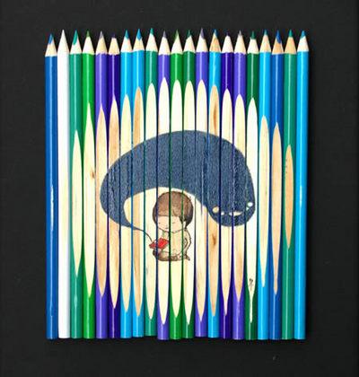 鉛筆アート04