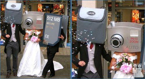 独創的な結婚式13