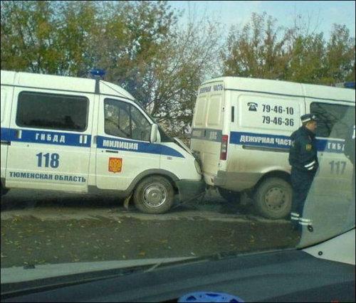 ロシアの警官02