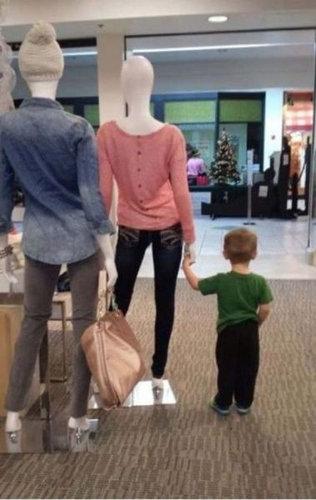 買い物が嫌いな子供たち09