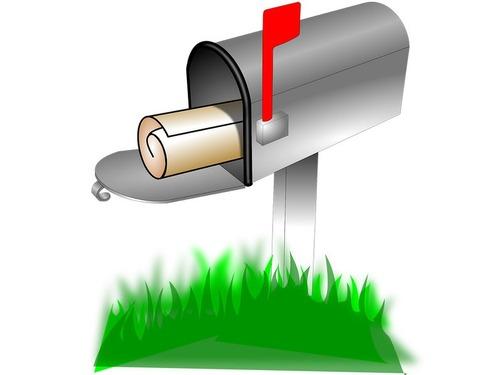 壊せない郵便受け