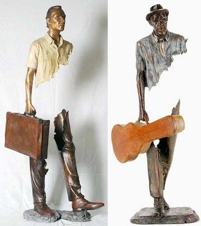フランス人彫刻家ブルーノ・カタラーノ02