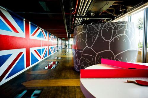 Googleロンドン・オフィス04