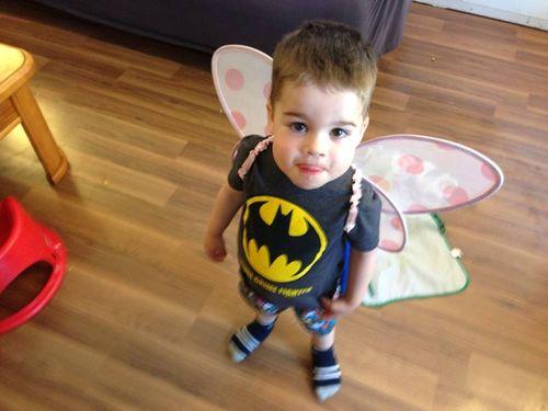 バットマンに翼01