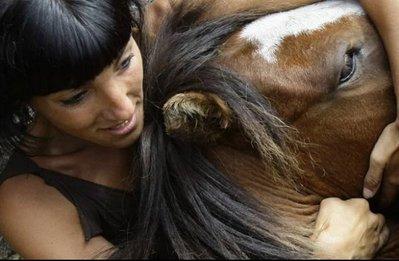 スペインの馬祭り09