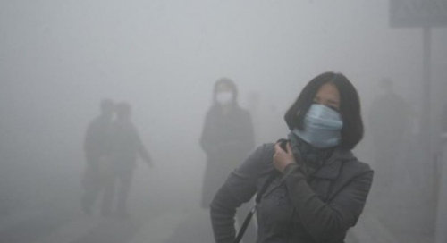 中国のもはや手に負えない公害04