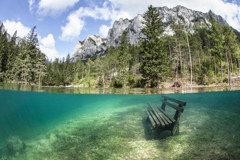 オーストリアの水中の公園05