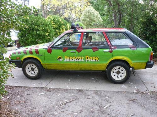 ジュラシックパーク・カー40