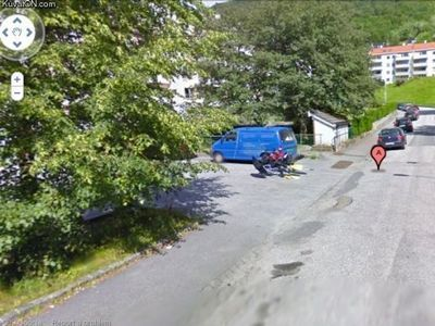ノルウェー人のGoogleストリートビュー00