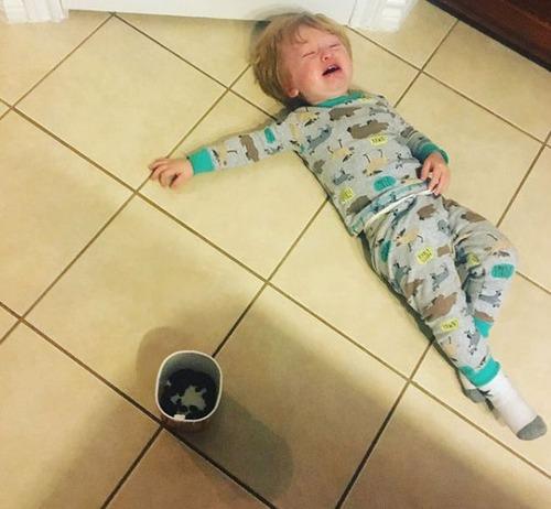 子どもは泣くけど…06