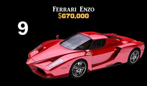 高価な車02