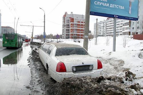 ロシアの雪解け01