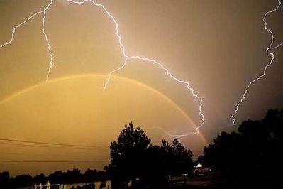 虹と雷01