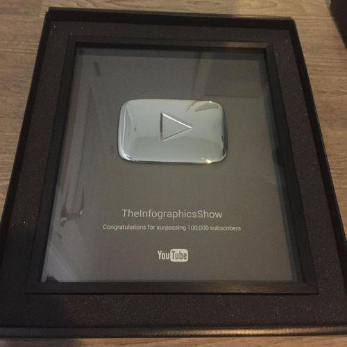 YouTubeでチャンネル登録者が10万人を超えると…02