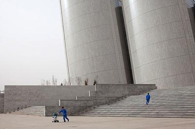 中国のゴーストタウン04
