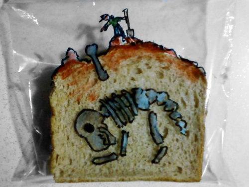 サンドイッチアート08