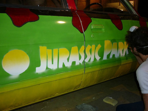ジュラシックパーク・カー30