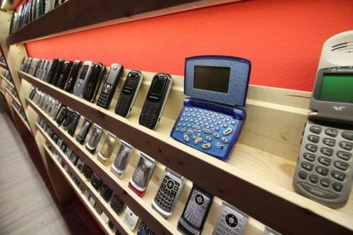 スロバキアの携帯電話コレクター08