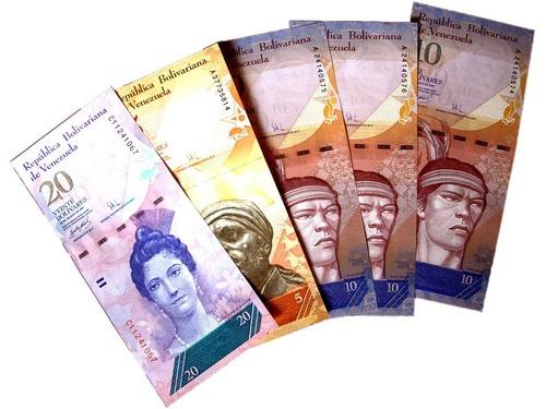 ベネズエラ紙幣00