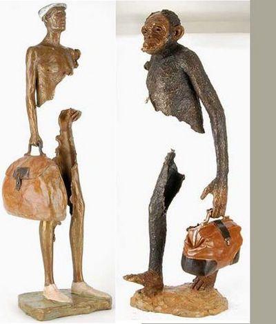 フランス人彫刻家ブルーノ・カタラーノ06
