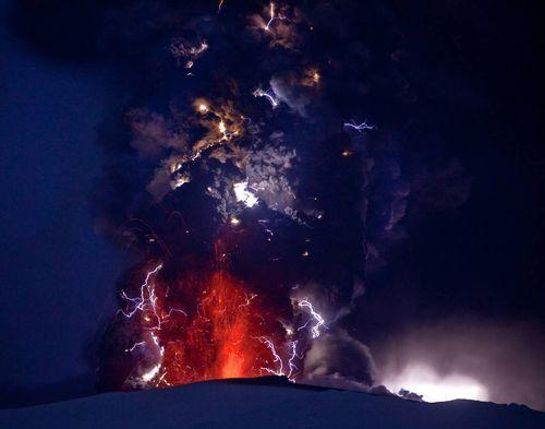 アイスランドの火山14