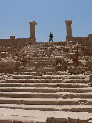 世界遺産ペトラ-ヨルダン04