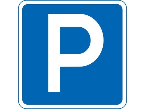 幾何学的な駐車場00
