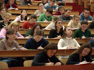 大学の授業