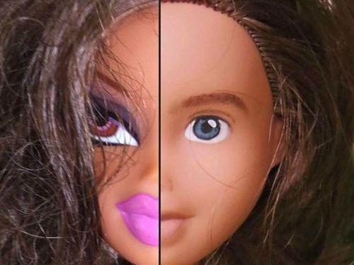 もし人形から化粧を取ったら09