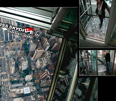 エレベーター広告06