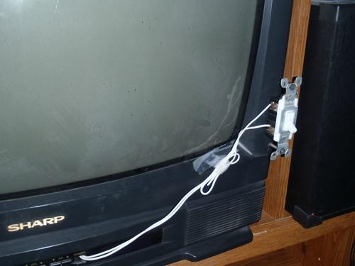 テレビの修理01