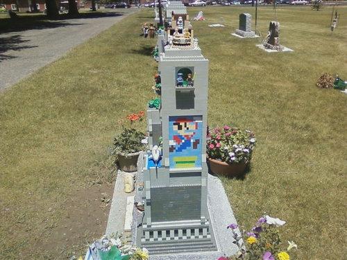 レゴのお墓02