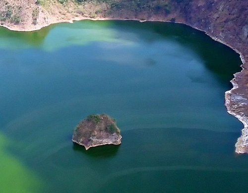クレーター湖07