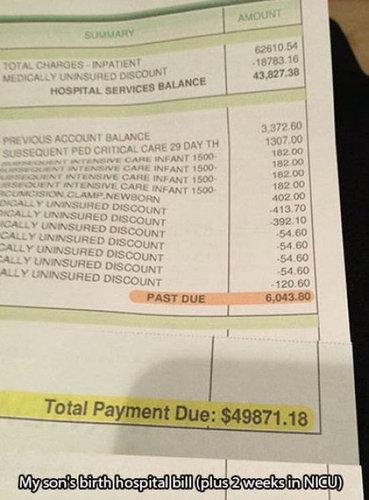 アメリカの医療費08